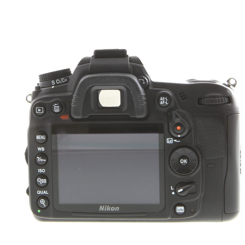 nikon d7000 digital slr camera body 16 2 m p sl 0371079 0020 rh shutterlife com Nikon D800 Manual Nikon D7000 Manual RU