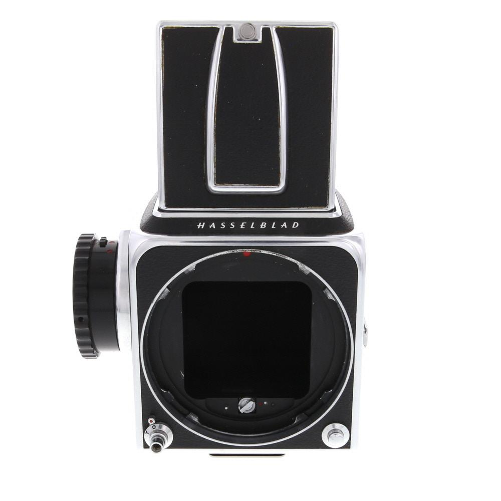 Hasselblad 500CM Chrome Medium Format Camera Body (SL-0829717-0005